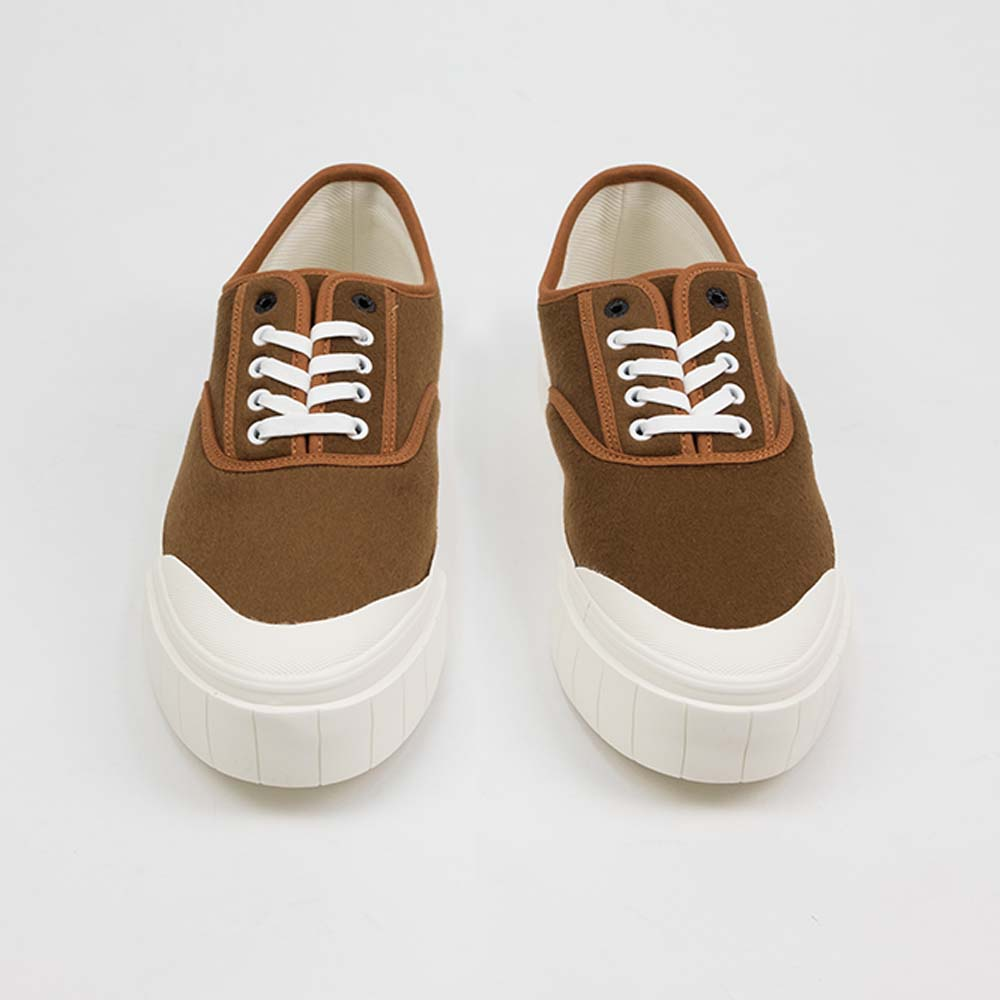 Good News Softball 2 Low Sneaker - Brown