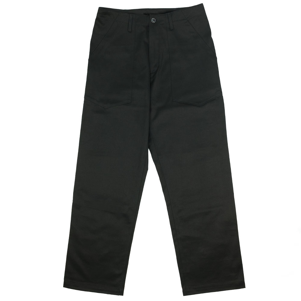 Monitaly Fatigue Pants - Vancloth Sateen Black