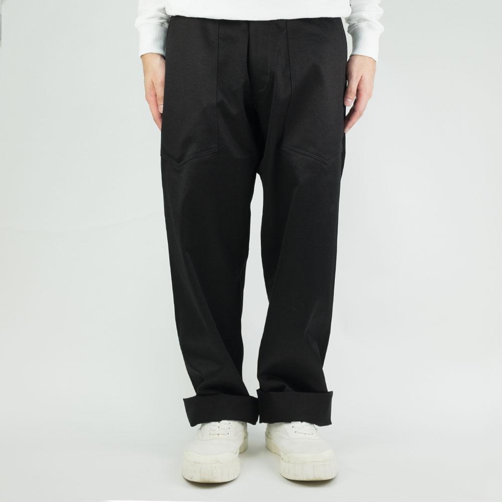 Monitaly Fatigue Pants - Vancloth Sateen Black