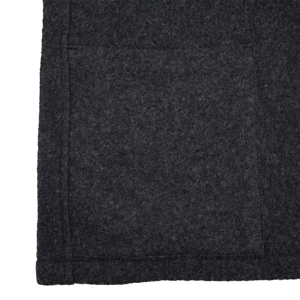 NN07 Oswald Jacket Hybrid Wool - Antracite Grey Mel.