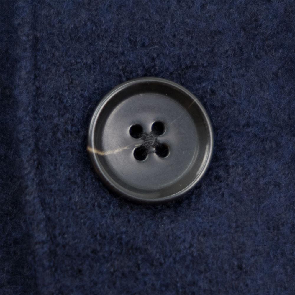 NN07 Oswald Jacket Hybrid Wool - Navy Blue