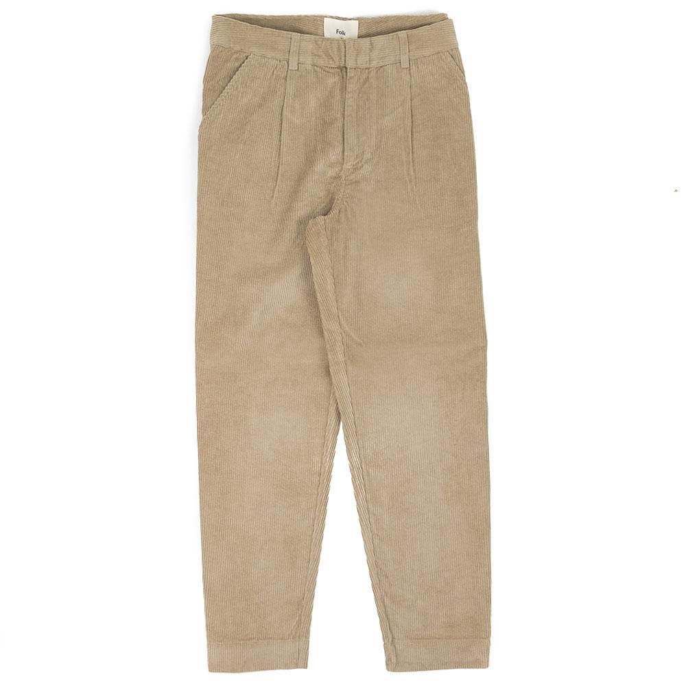 Folk Signal Pants - Stone Cord