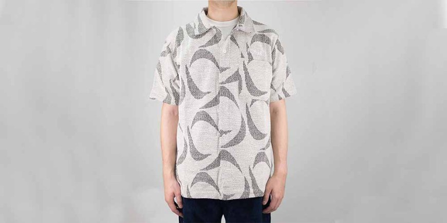 Polar Skate Polo Pattern Shirt