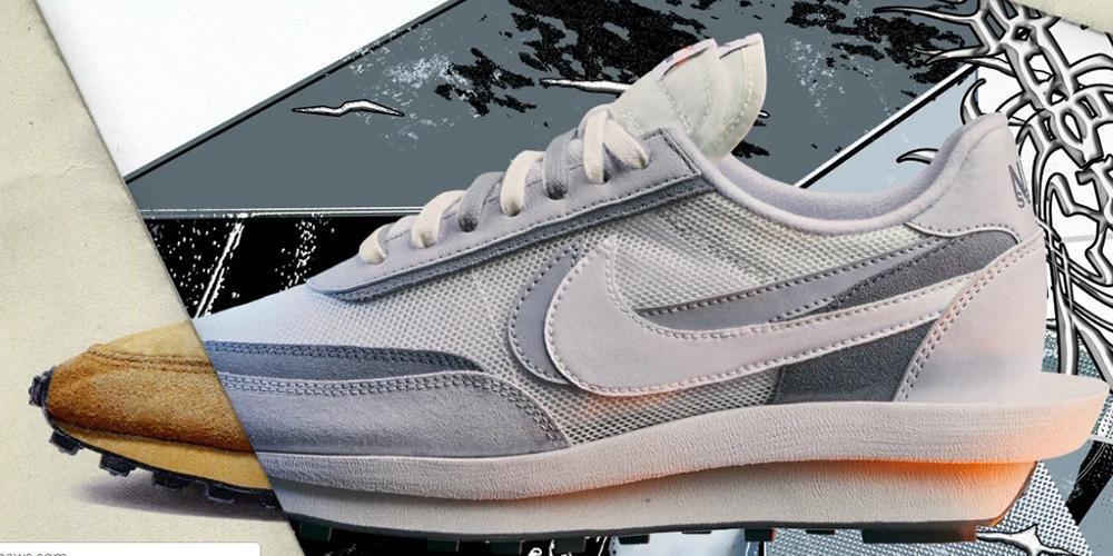 Nike x SACAI LDWaffle | Fashion News