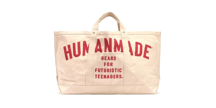 HUMAN MADE Tote Bag