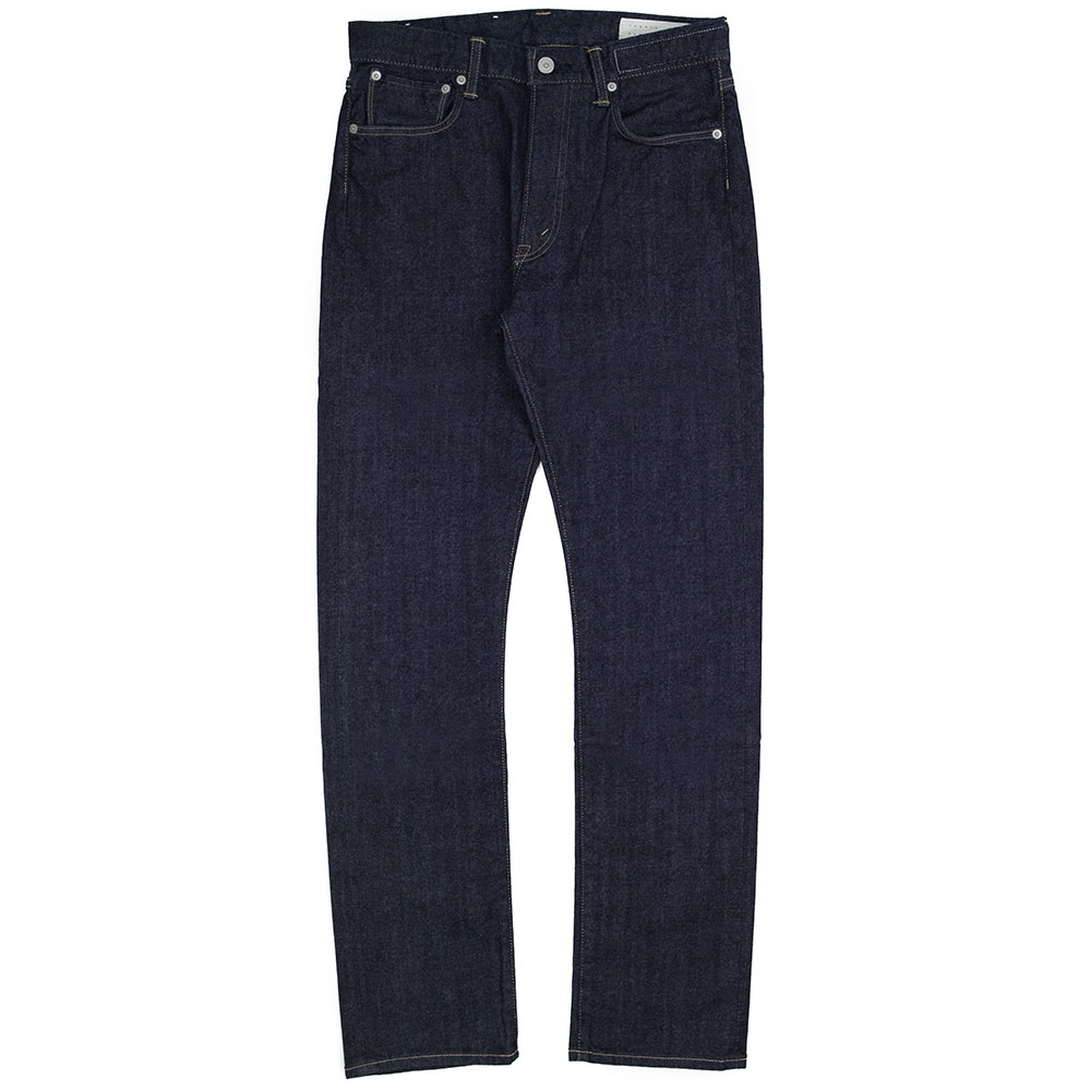 Kuro Helvetica One Wash Monster strectch - Indigo