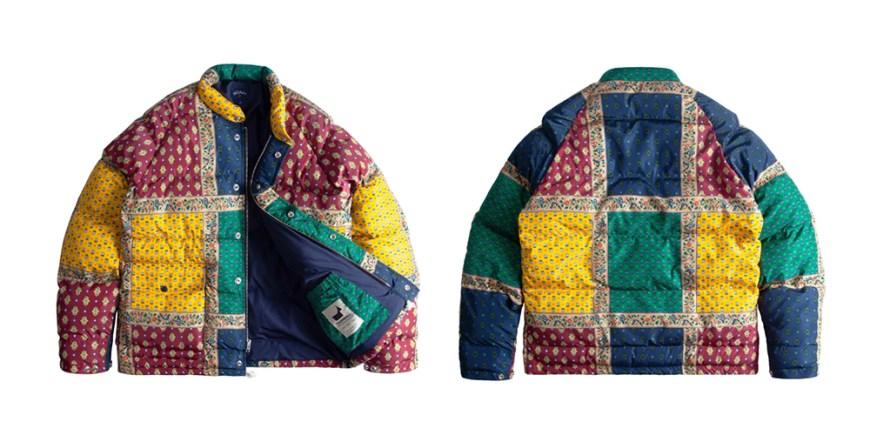 NOAH Provence Cashball Puffer Jacket blog