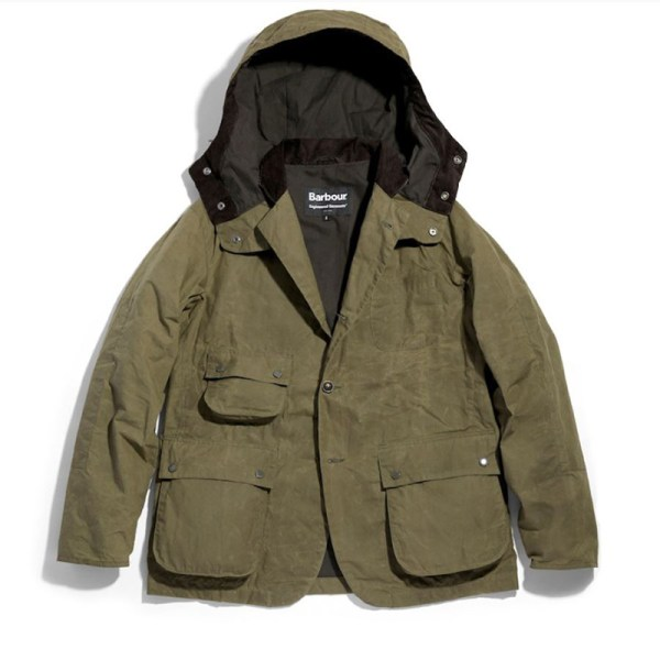 Barbour X Engineered Garments 2
