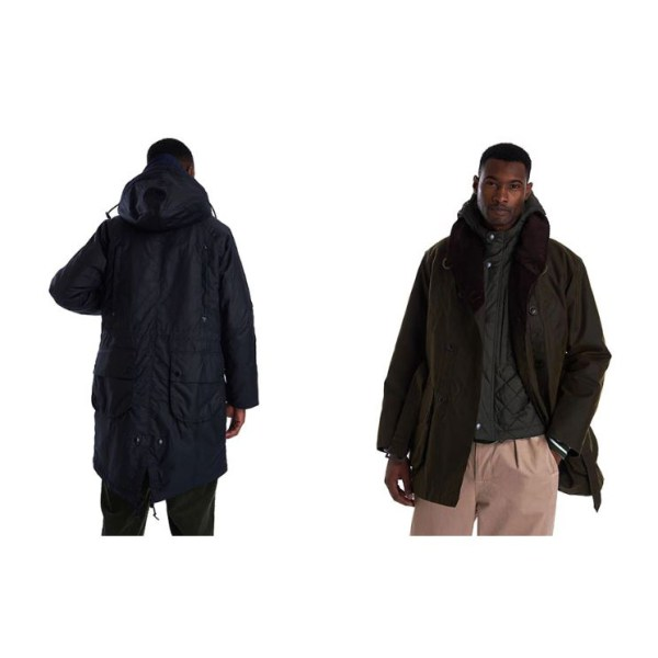 Barbour X Engineered Garments 3