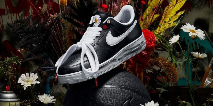 PEACEMINUSONE x Nike blog