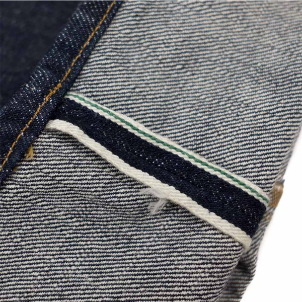 Stevenson Overall Co. San Fransisco 747 One Wash Jeans