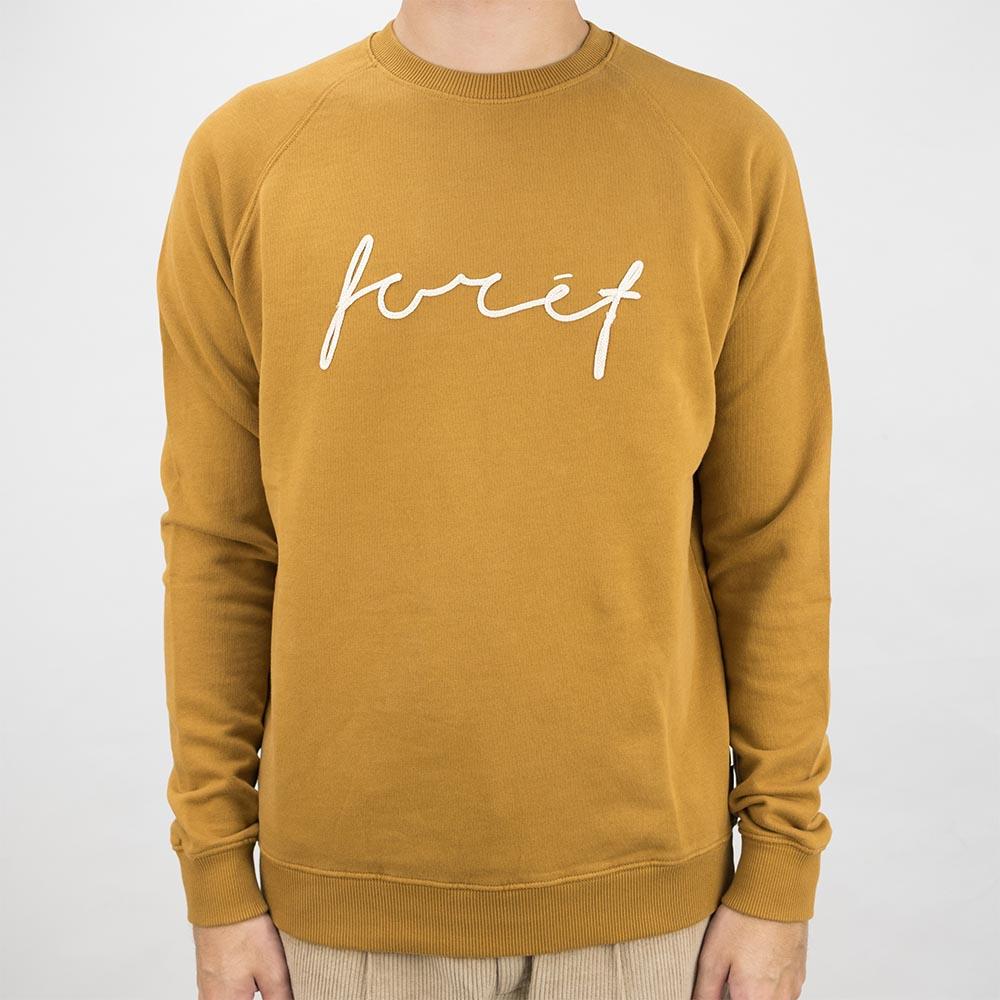 forét Track Sweatshirt - Tan