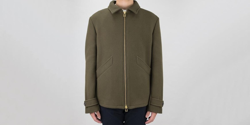 NN07 Jeremy Wool Jacket