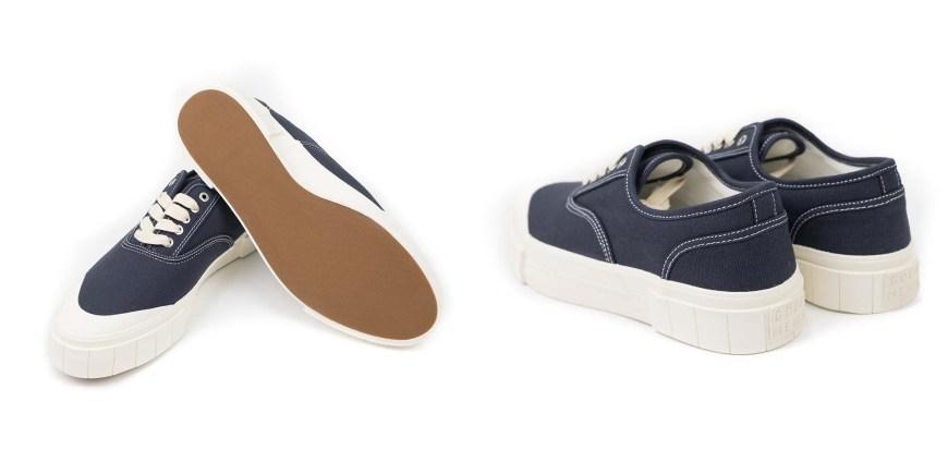 Good News Navy Ace Sneaker blog