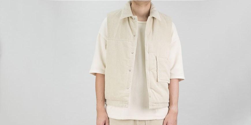 Kuro-Cotton-Padding-Vest-Ivory-blog