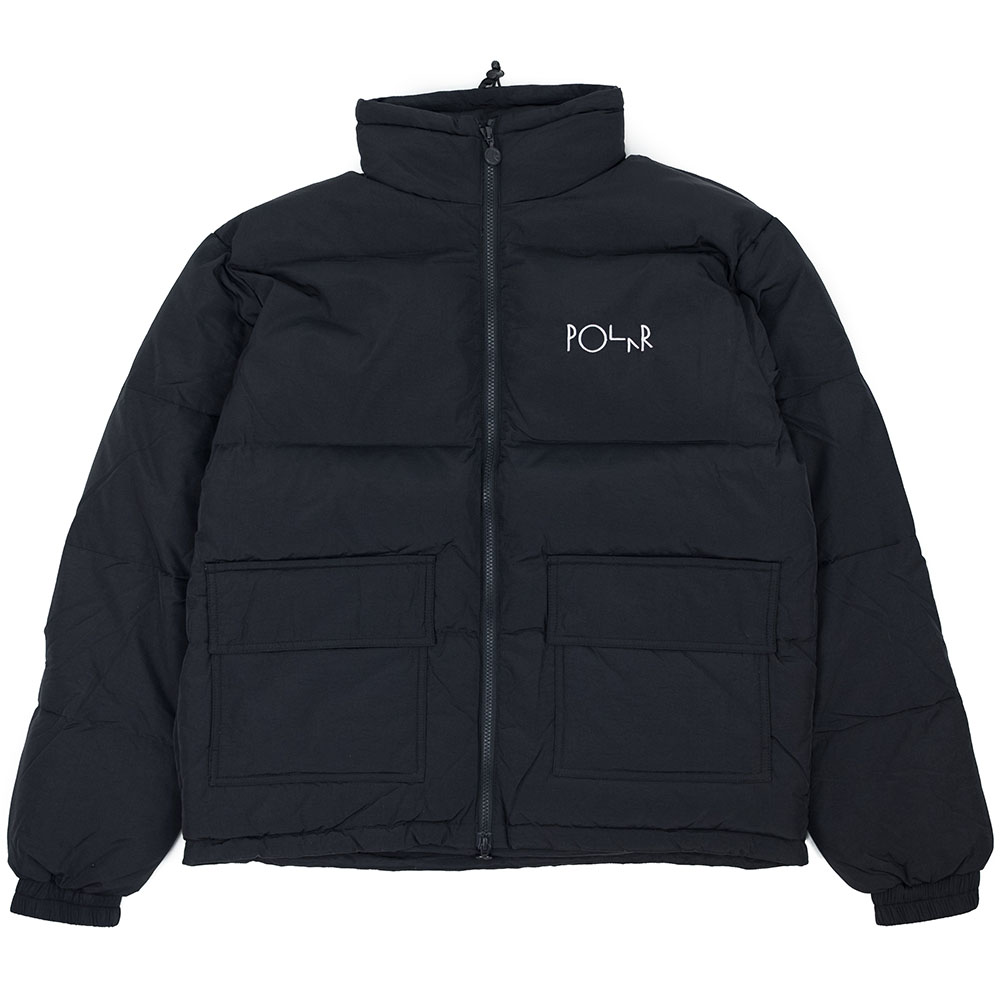 Polar Skate Co. Pocket Puffer - Black