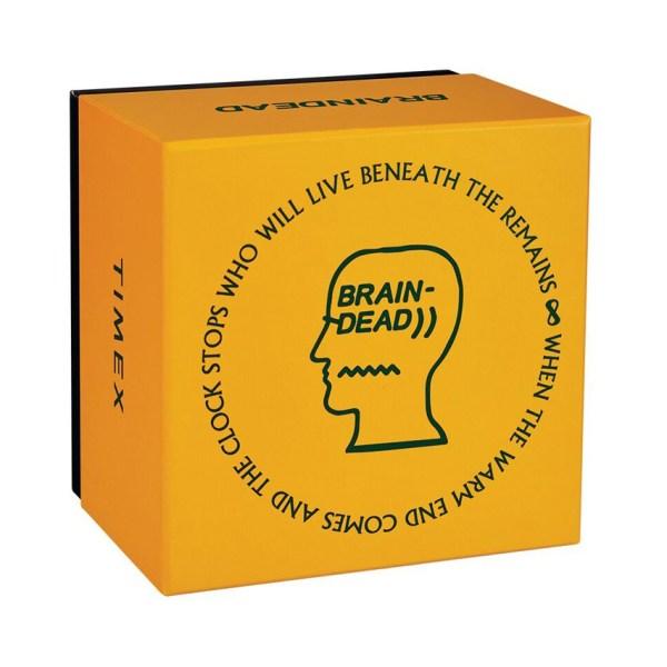 brain dead x timex
