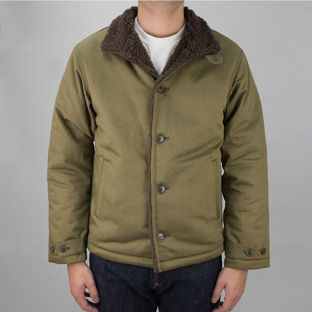 Stevenson Overall Co. Civilian Jacket - Olive