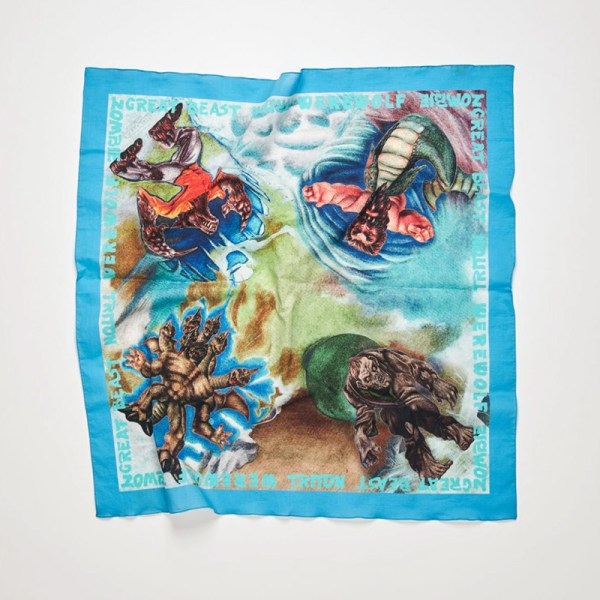 Acne studio Bandana scarves 2