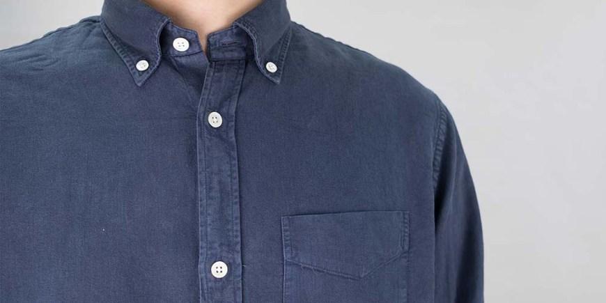 NN07 Levon Lyocell Shirt blog