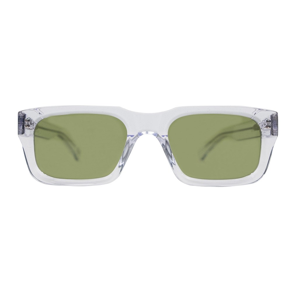 RETROSUPERFUTURE Augusto Sunglasses - Crystal
