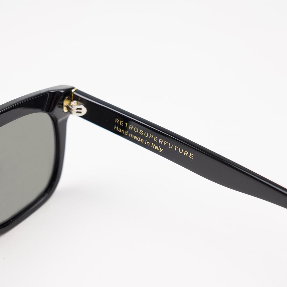 RETROSUPERFUTURE Giusto Sunglasses - Black