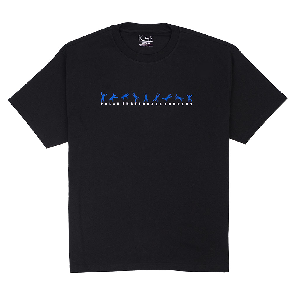 Cartwheel Tee - Black