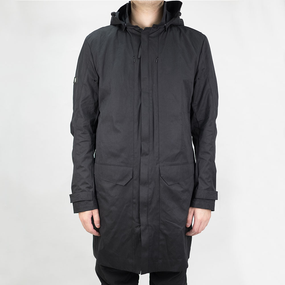 Riot Division Civil Jacket Gen2.5 - Black