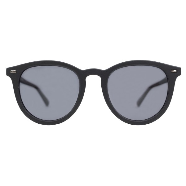 Le Specs Fire Starter Sunglasses - Black Rubber