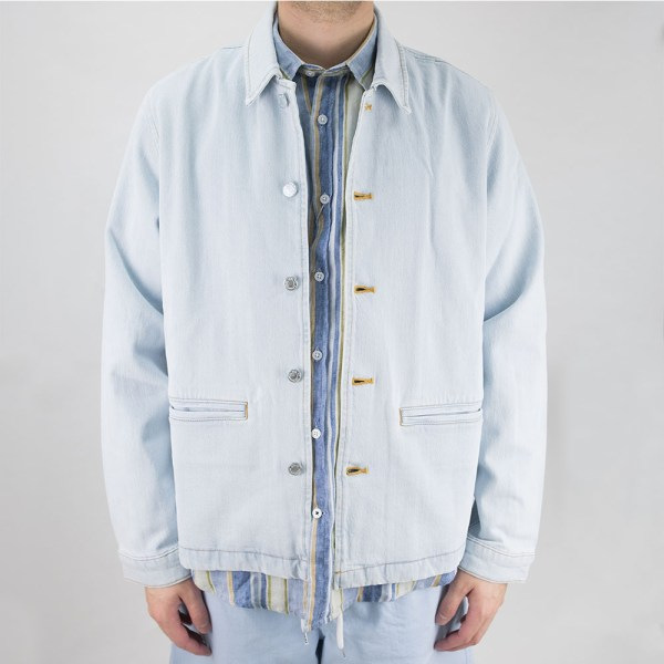 NN07 Pawel Denim Jacket