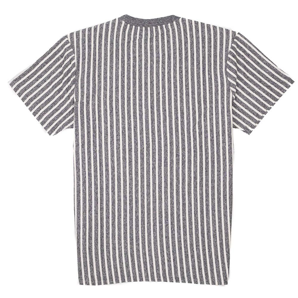 HUF Overdyed Vert Stripe Shirt