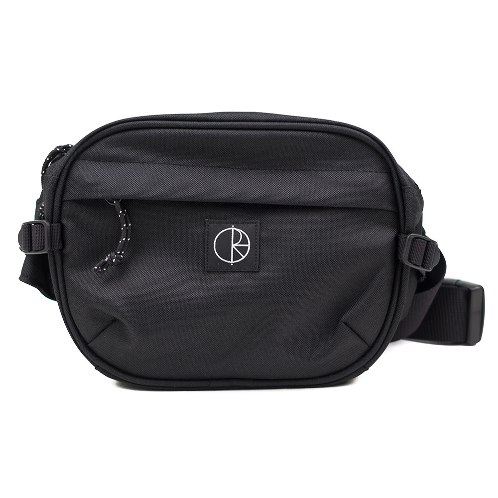 Polar Skate Co. Cordura Hip Bag - Black