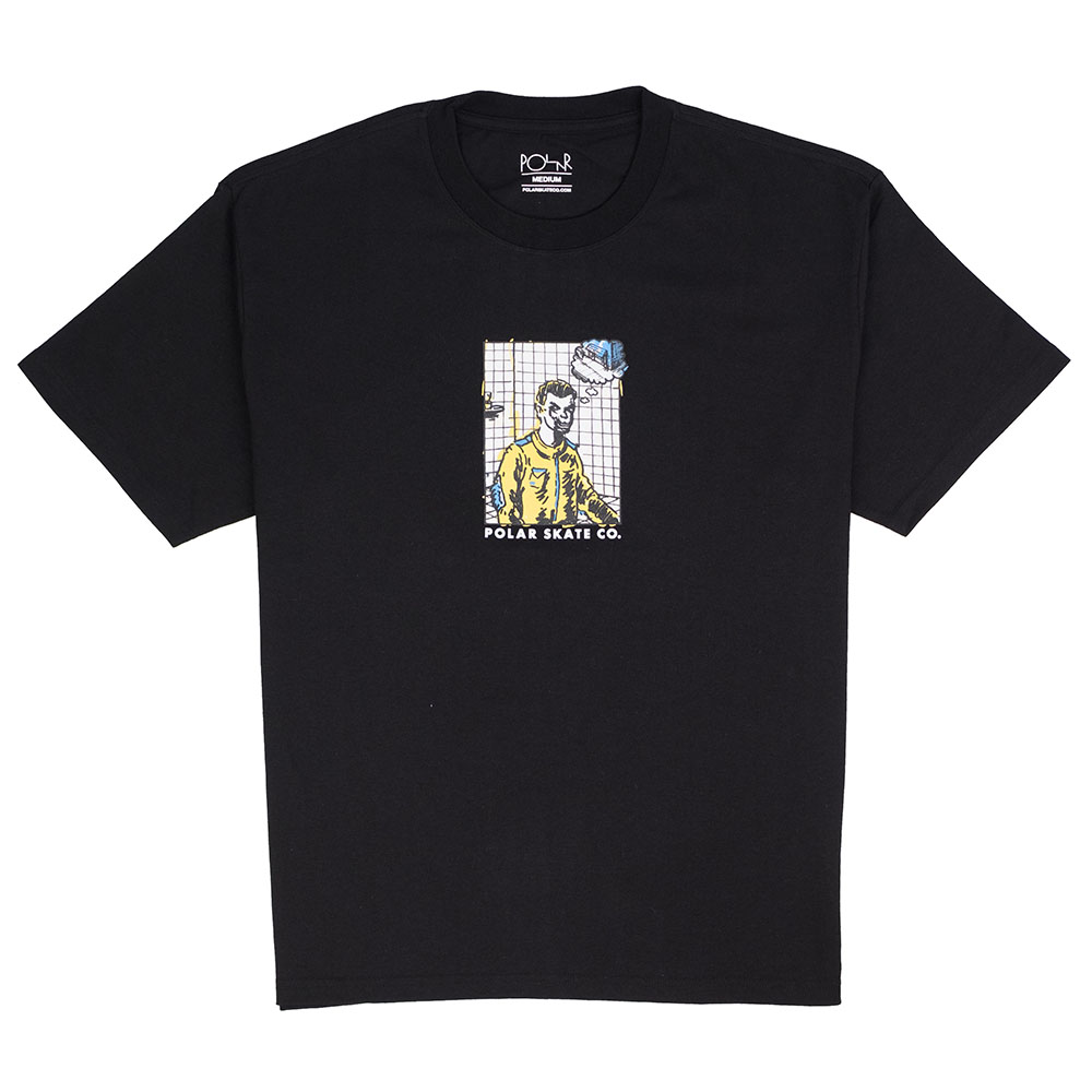 Polar Skate Co. Medusa Desires Tee - Black
