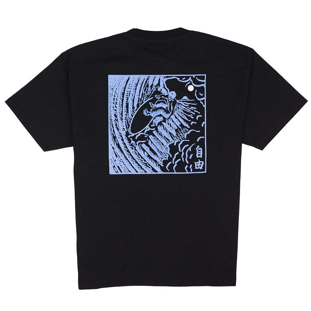 Polar Skate Co. Shin Tee - Black