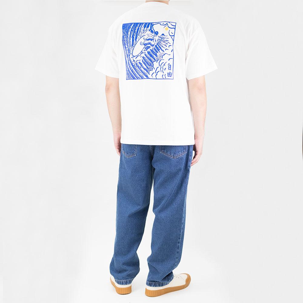 Polar Skate Co. Shin Tee - White