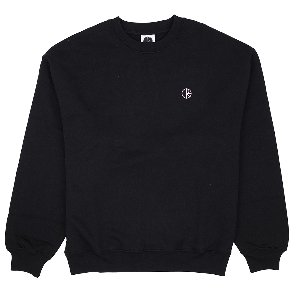 Polar Skate Co. Team Crewneck - Black