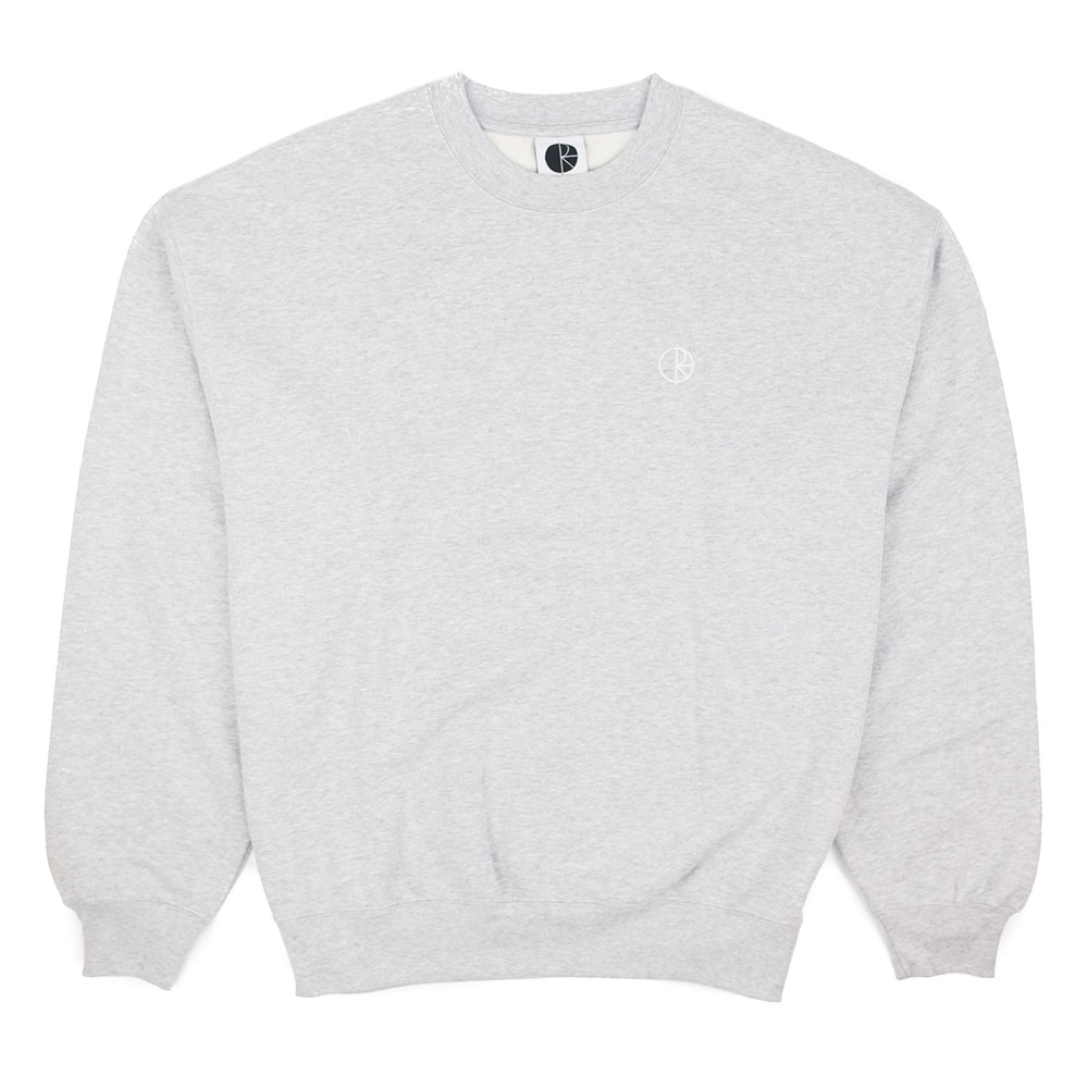 Polar Skate Co. Team Crewneck - Sport Grey