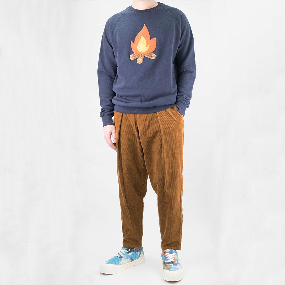 forét Heat Sweatshirt - Navy