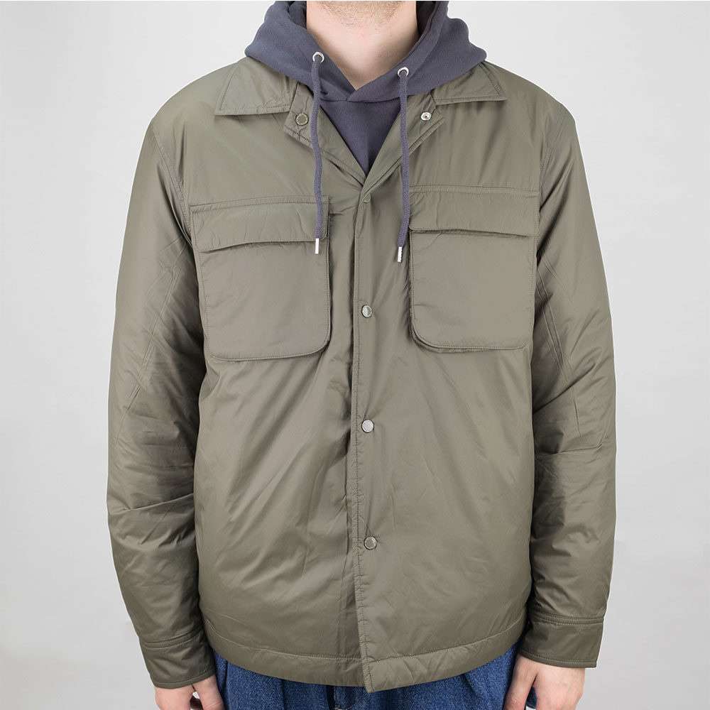 NN07 Columbo Overshirt - Army