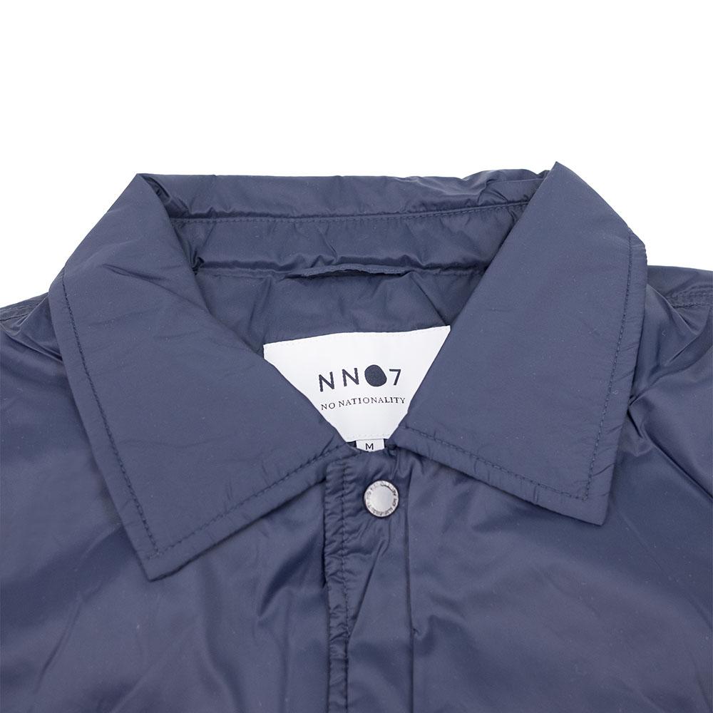NN07 Columbo Overshirt - Navy