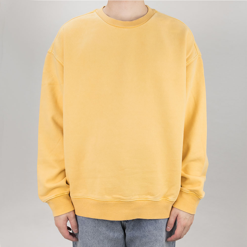 Ksubi Awakenin Crew Fleece - Amber