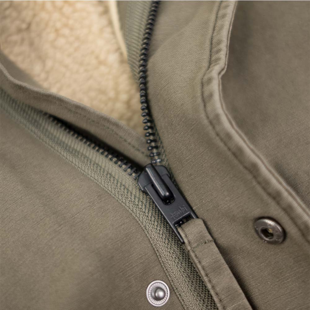 Ksubi Map Jacket - Khaki