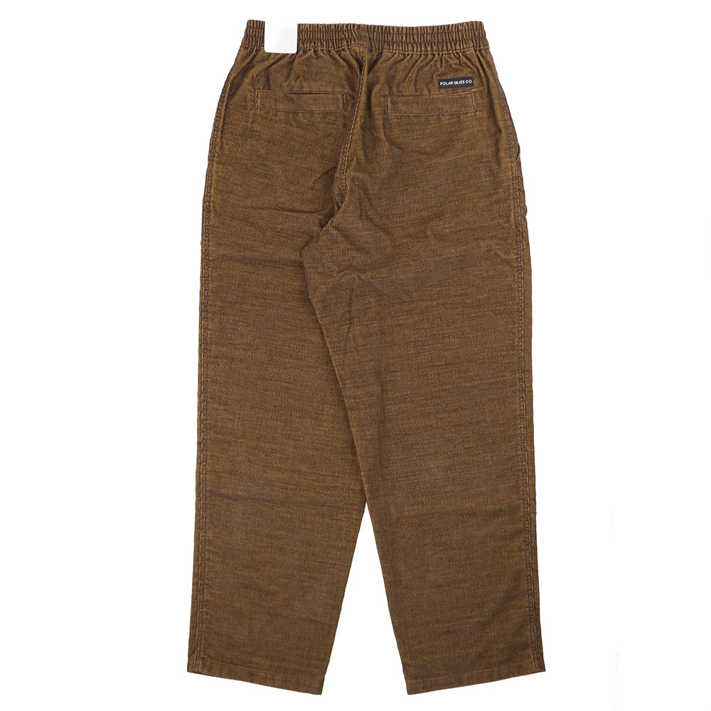 Polar Skate Co. Cord Surf Pants - Caramel