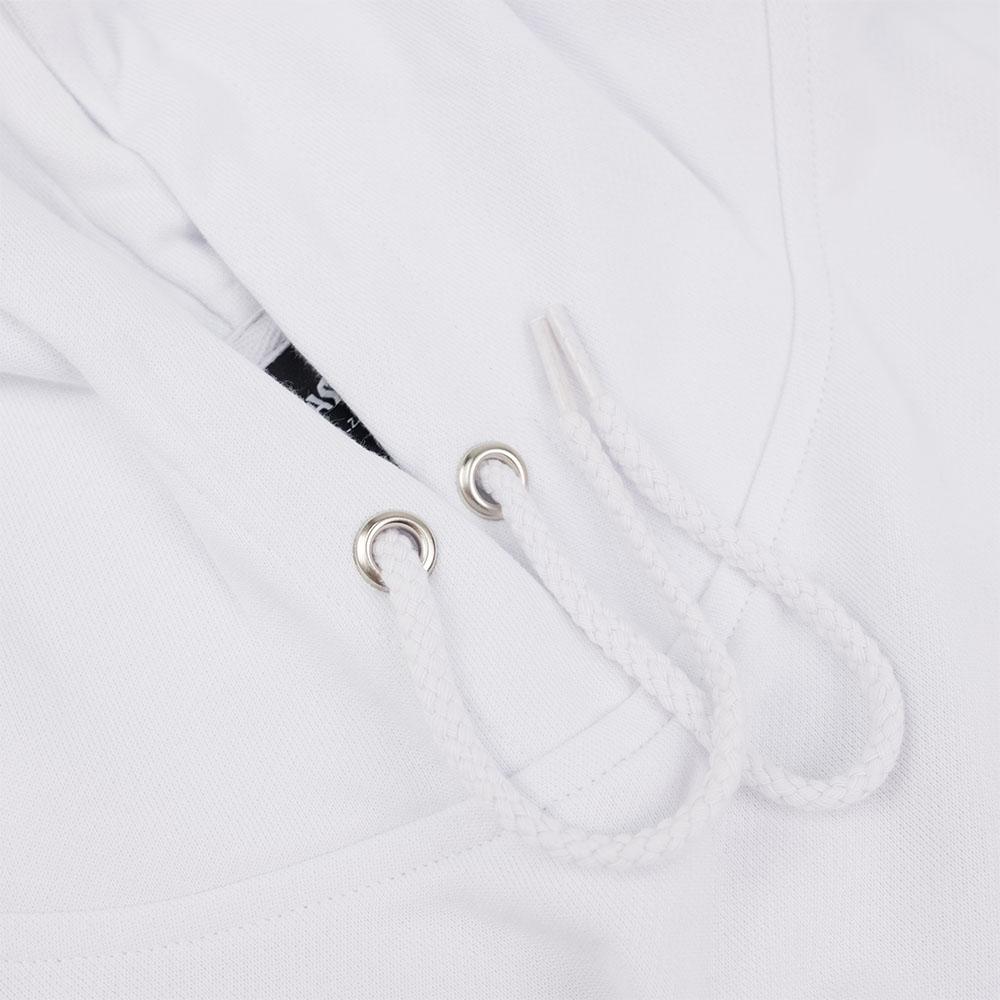 Thrasher (Japan) Flame Patriot Hooded Sweatshirt - White 5
