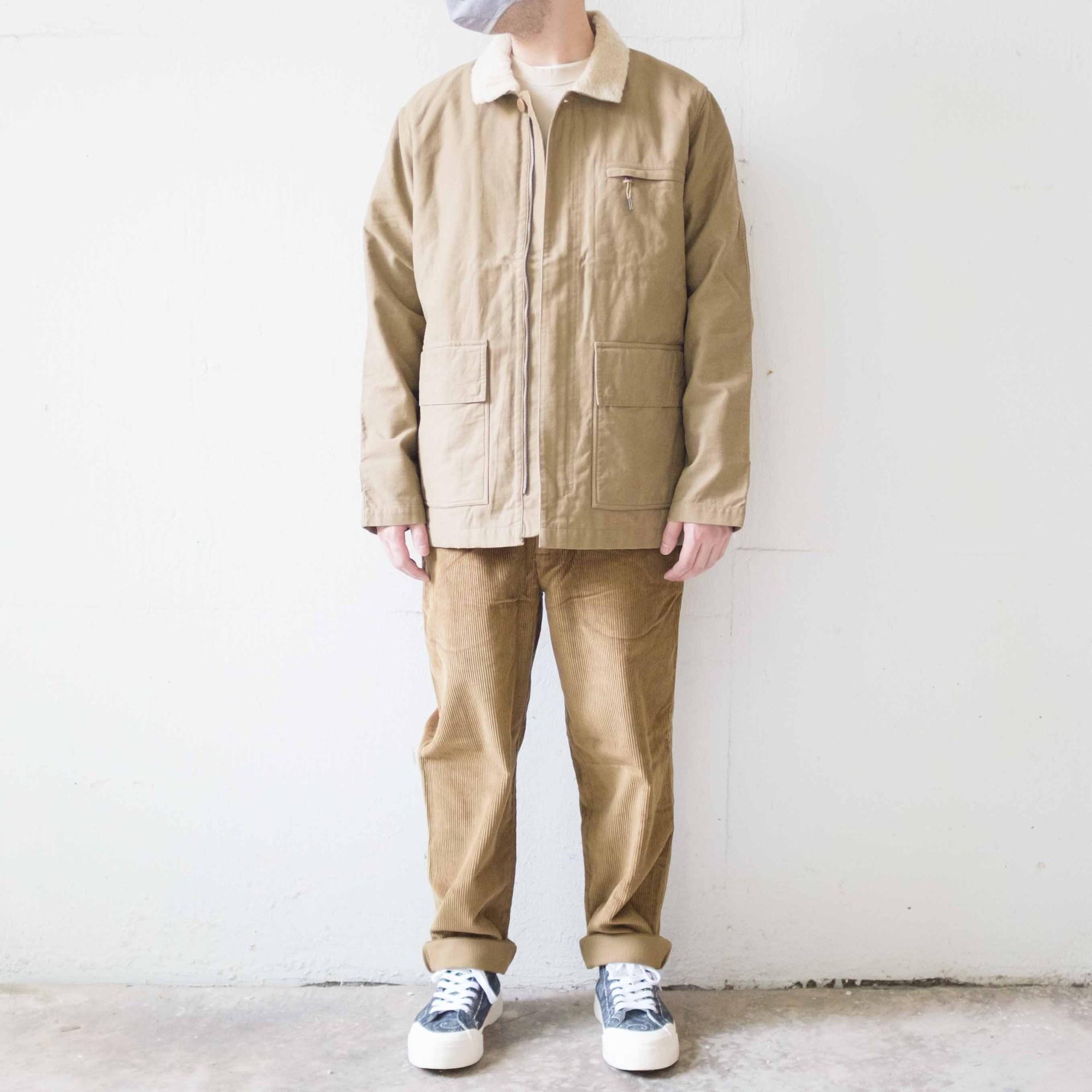 Folk alber jacket x signal pants x good news palm