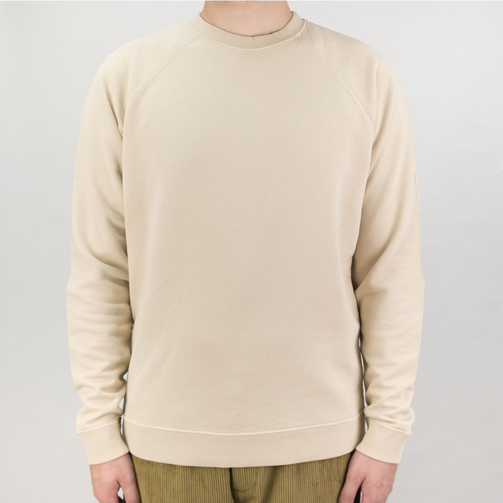 Folk Rivet Sweat - Oatmeal