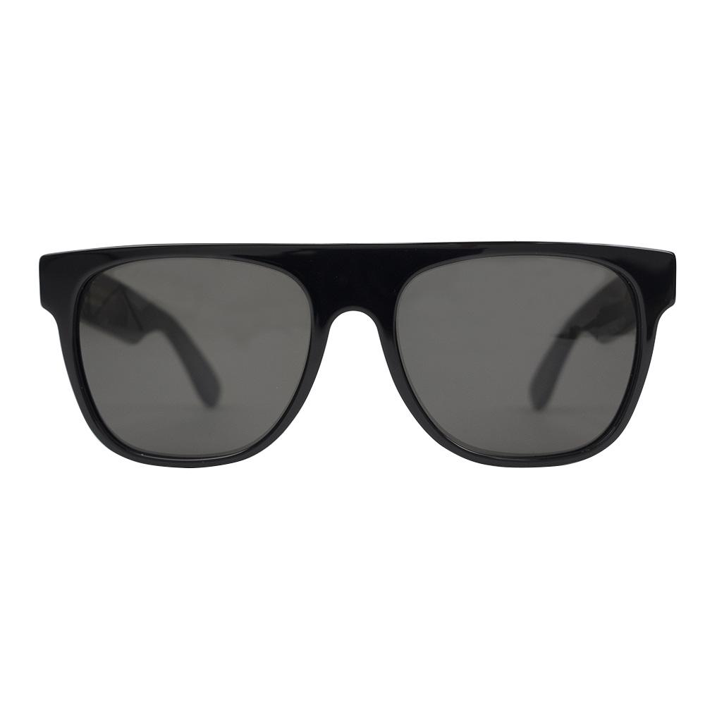 RETROSUPERFUTURE Flat Top Sunglasses - Black