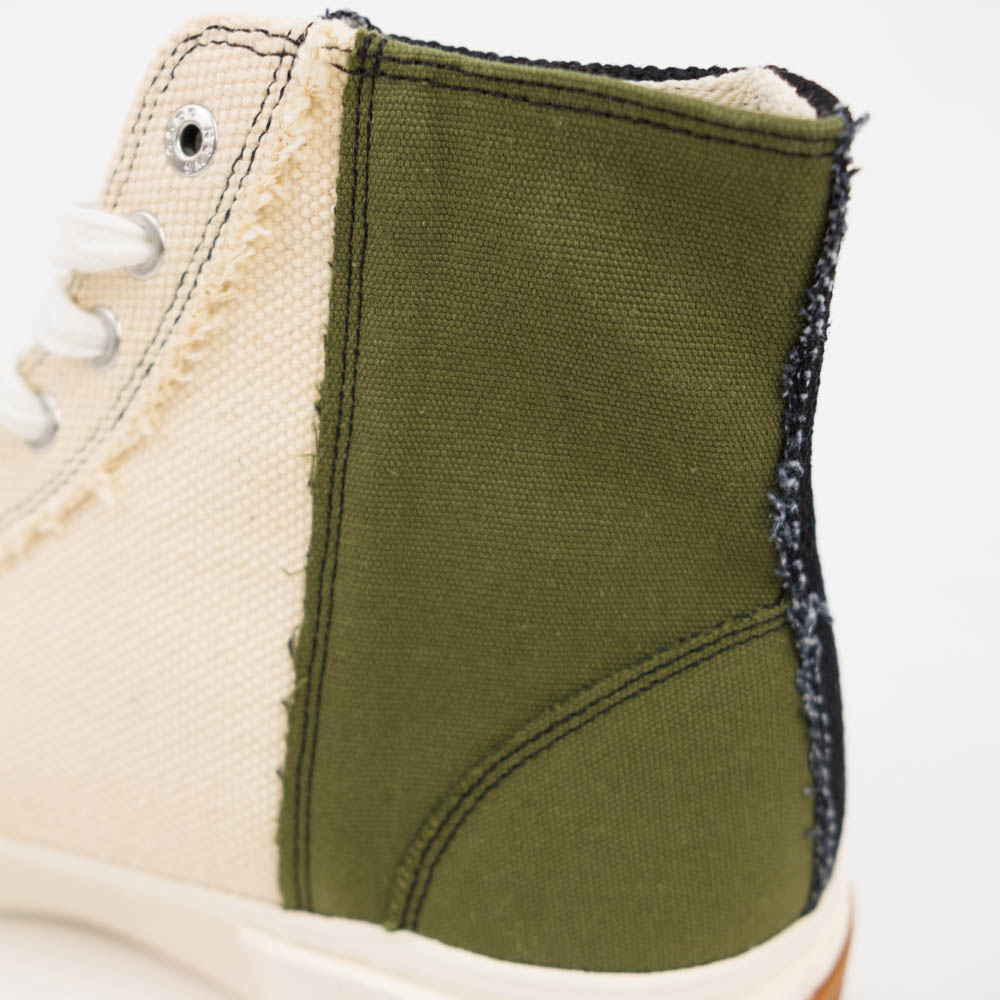 Good News Palm Sneaker - Black/Oatmeal/Khaki