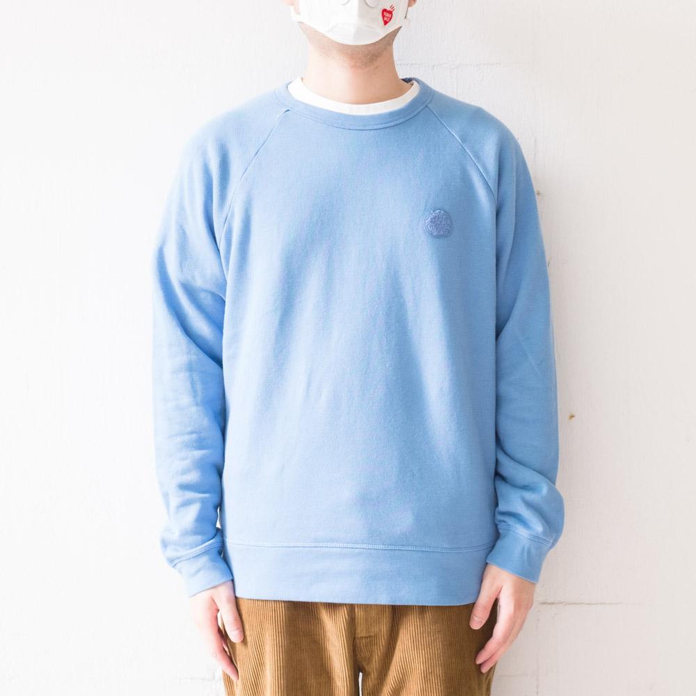 NN07 Robin Sweatshirt - Bright blue