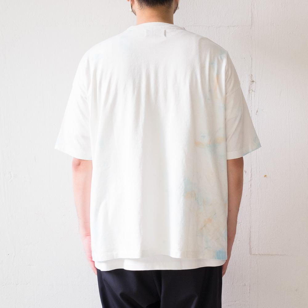 Kuro 17 BD Big Tee - Blue Marble